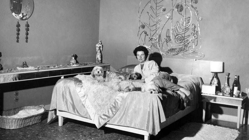 Peggy Guggenheim: Art of This Century