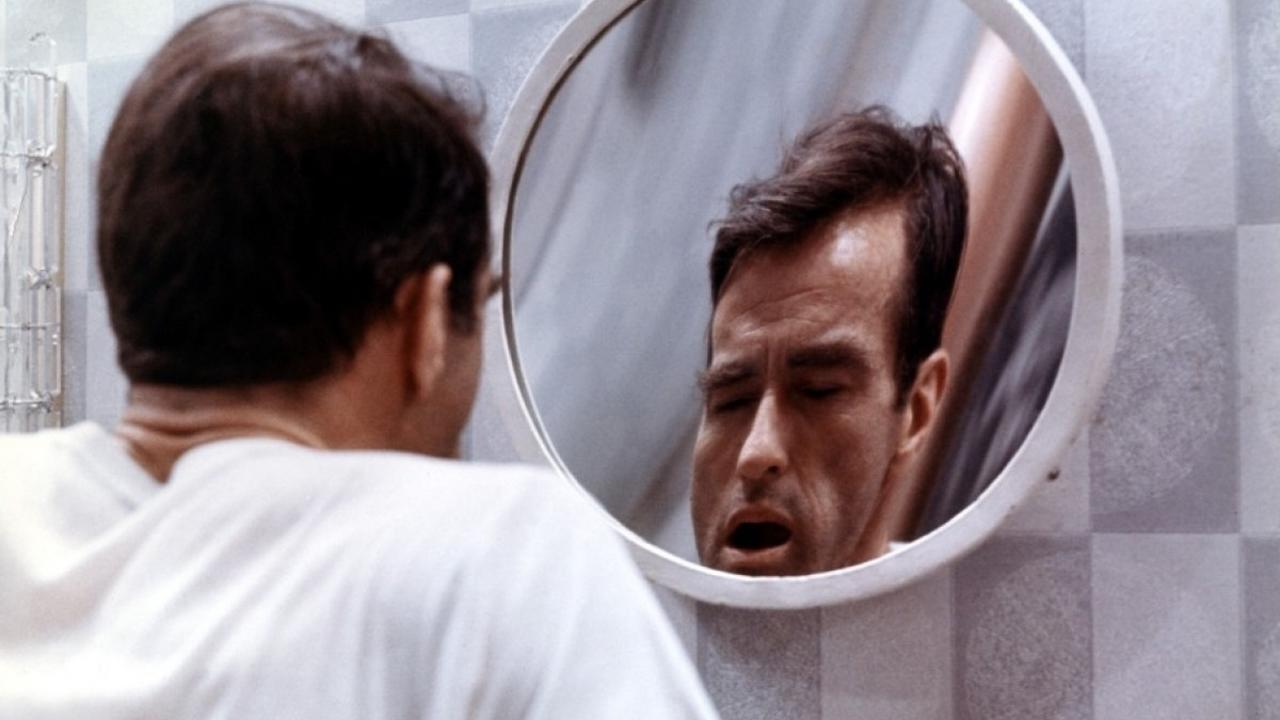 Montgomery Clift en El desertor (1966)