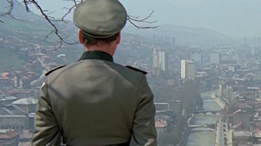 Walter Defends Sarajevo