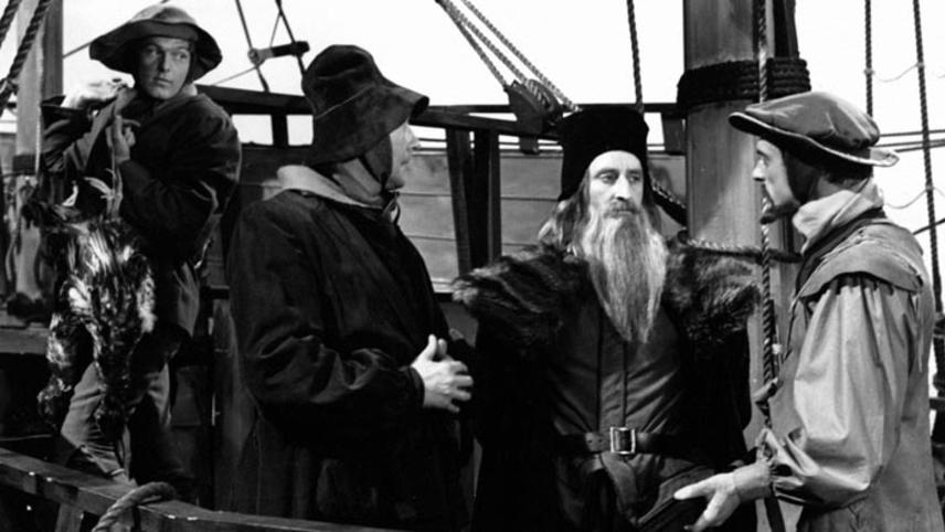 The Last Voyage of Henry Hudson