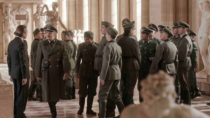 Francofonia: Le Louvre Under German Occupation