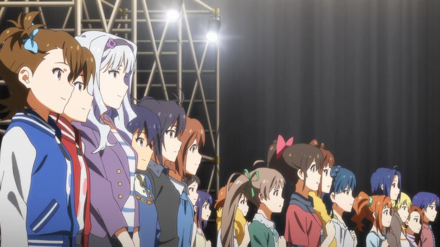 The Idolmaster Movie: Beyond the Brilliant Future!