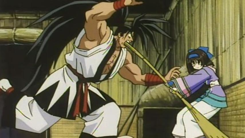 Samurai Shôdown 2