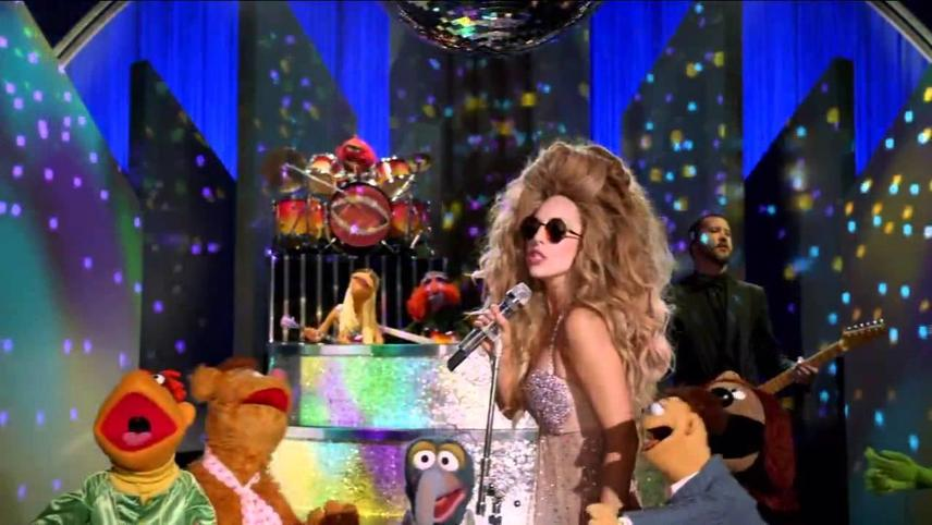 Lady Gaga & the Muppets' Holiday Spectacular
