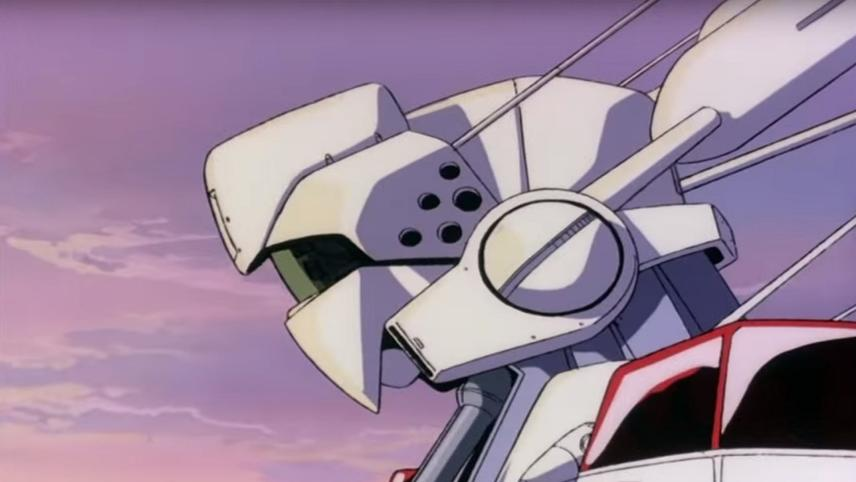 Mobile Police Patlabor: The Early Days