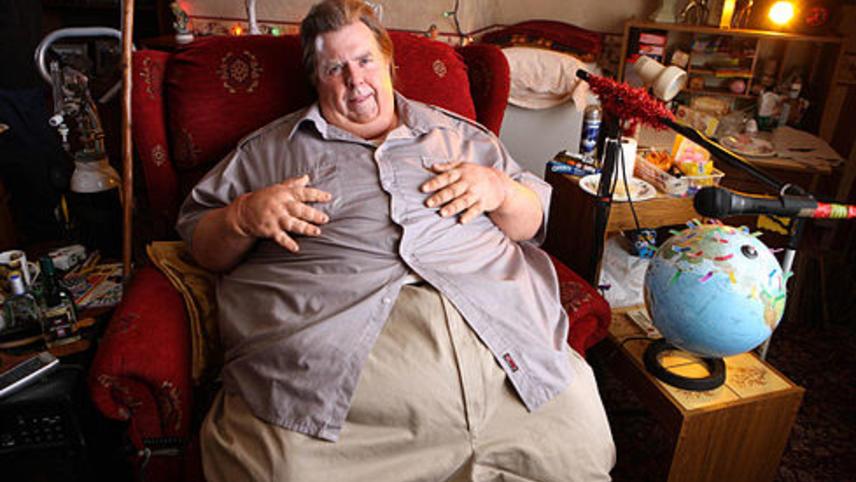 The Fattest Man in Britain