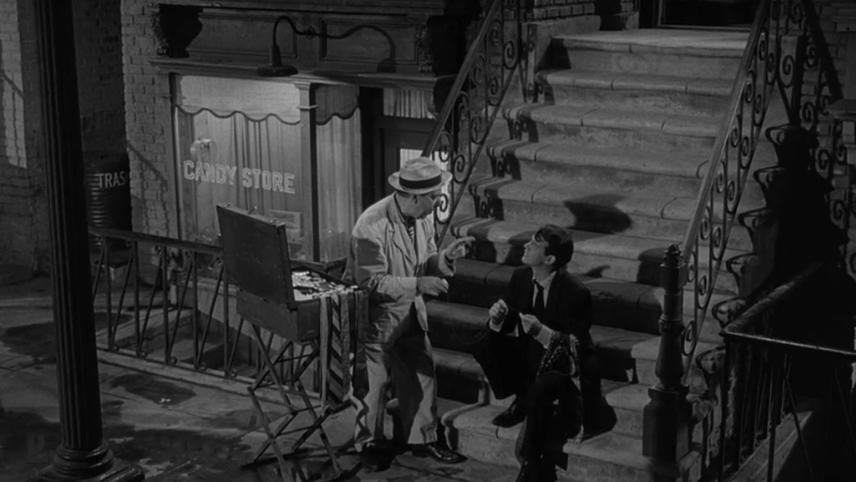 The Twilight Zone: One for the Angels