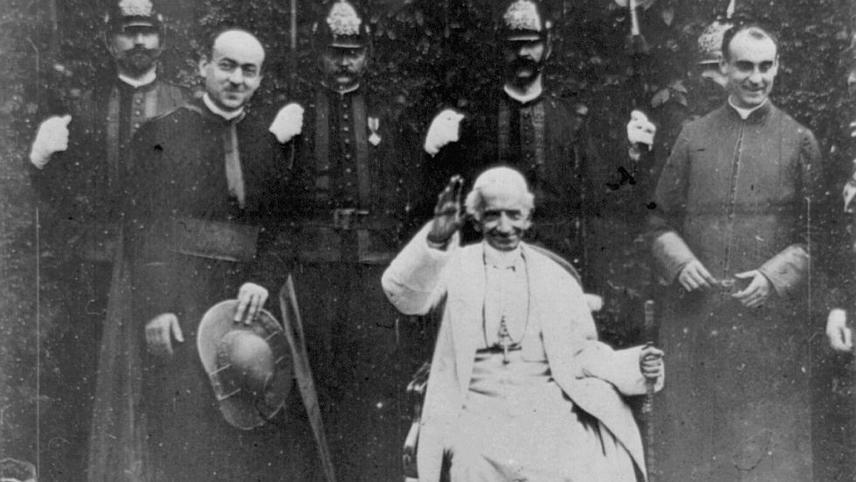 Sua Santità papa Leone xiii