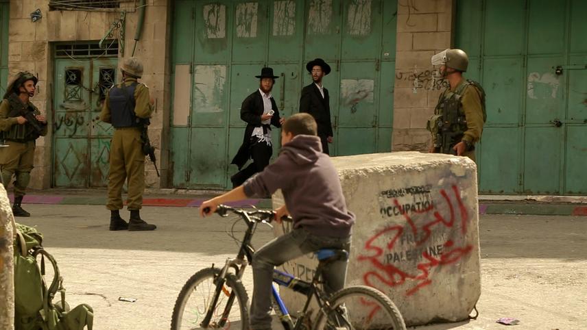 Last Stop: Palestine