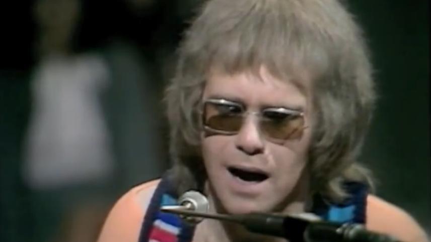 Elton John: In Concert