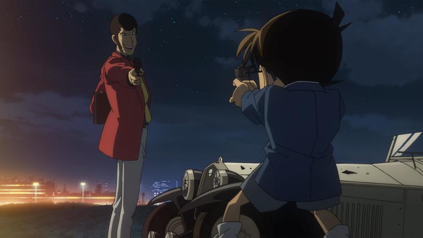 Lupin III vs .Conan