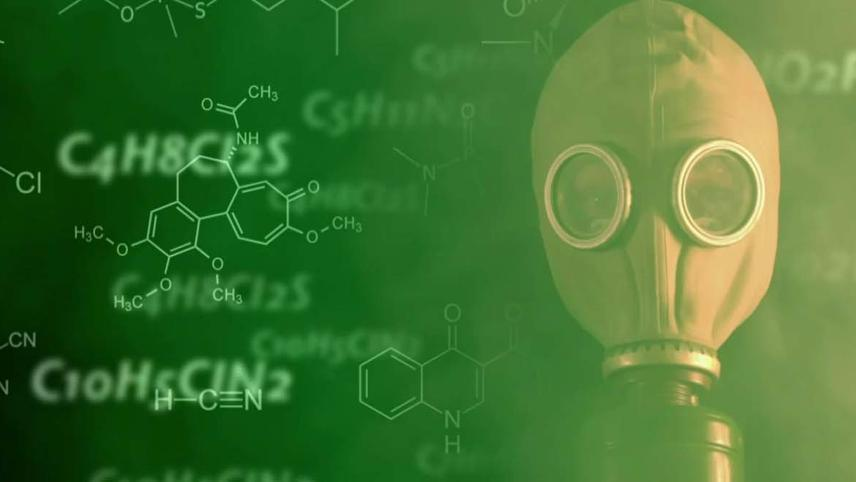 Chemical Weapons: Made in Europe