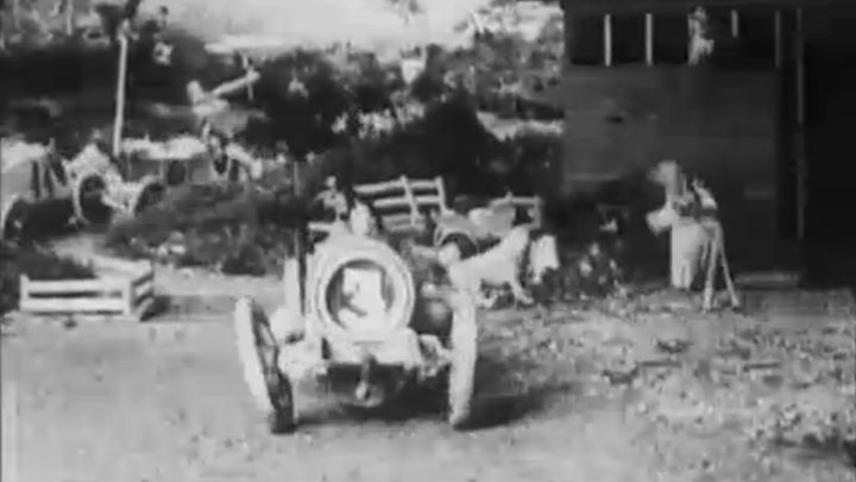 Road Hogs in Toyland