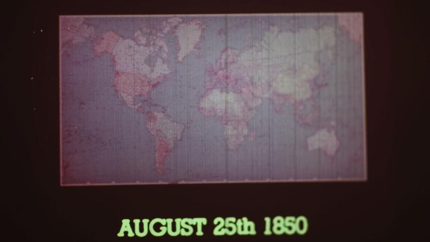 A Film by Charles Baudelaire (A Political Map of the World)