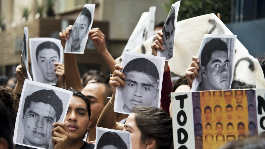 ‎Ayotzinapa‬: Chronicle Of A State Crime