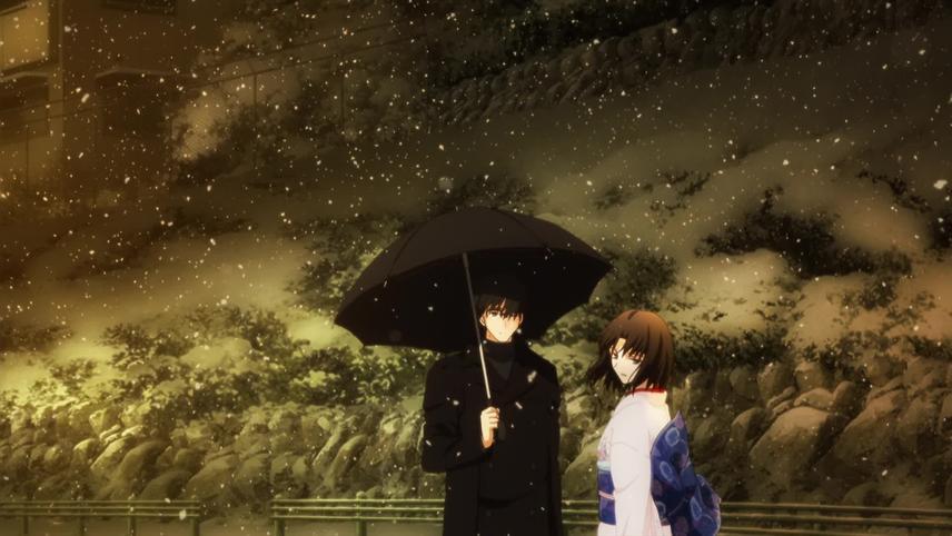 Kara no Kyoukai: The Garden of Sinners - Epilogue