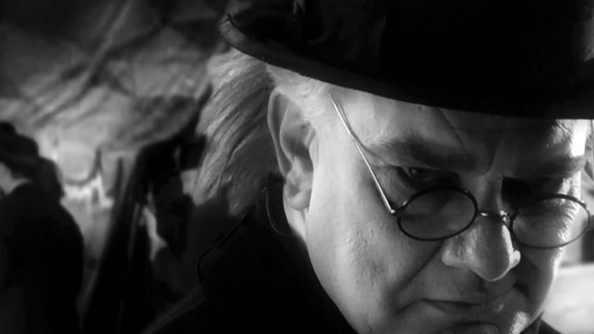 The Cabinet of. Dr. Caligari