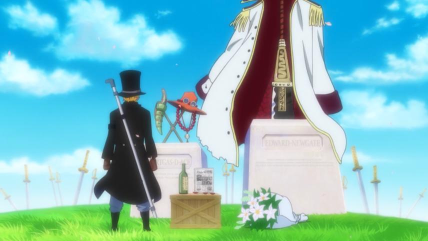 ONE PIECE : Episode of Sabo: Bond of Three Brothers - A Miraculous Reunion and an Inherited Will