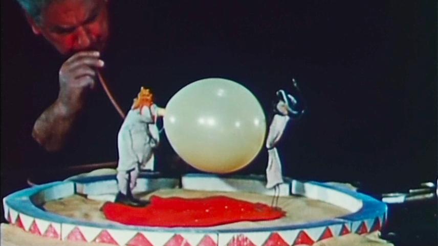 Calder's 1927 Great Circus