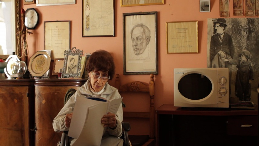 Beatriz Portinari: A Documentary About Aurora Venturini