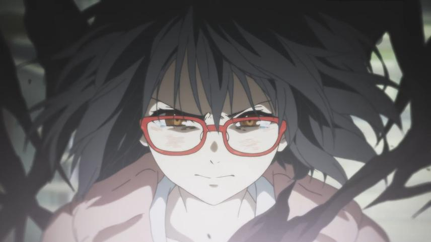 Beyond the Boundary The Movie: I'll be There - The Future