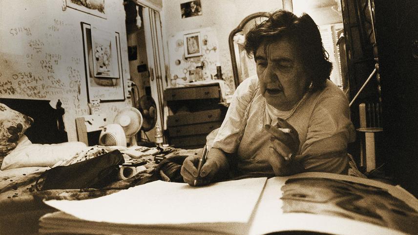 The Crazy Woman Next Door: Conversation with Alda Merini
