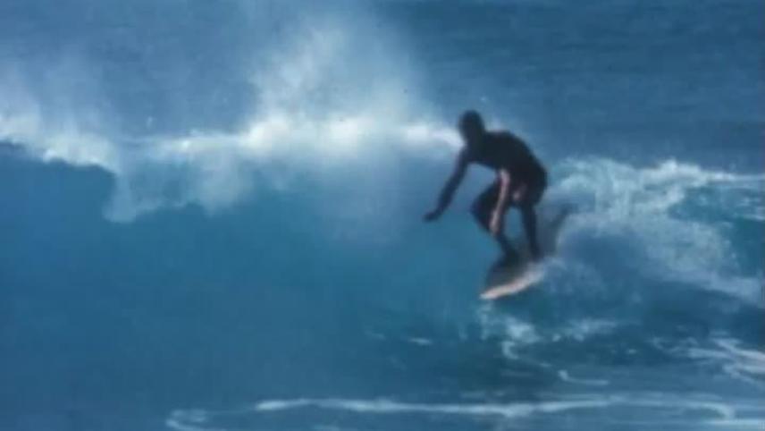 Surfing Hollow Days