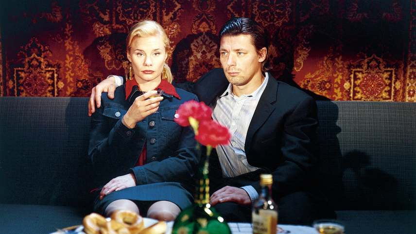 Lights in the Dusk