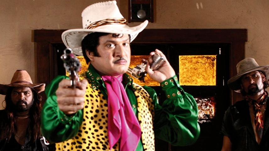 Quick Gun Murugun: Misadventures of an Indian Cowboy