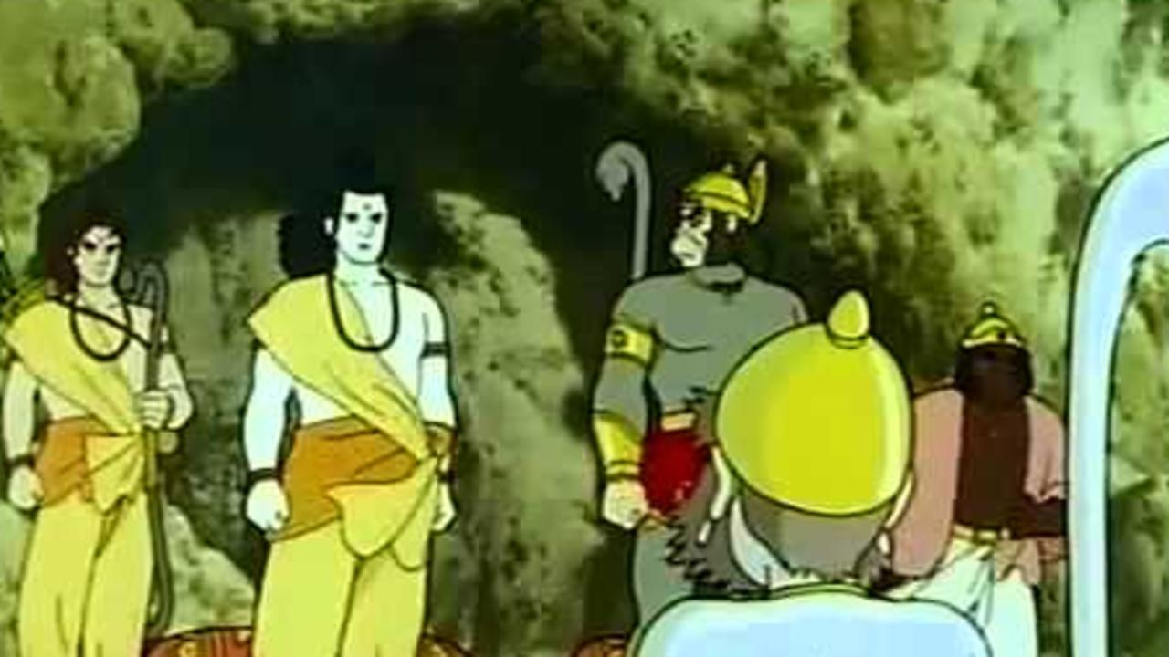 ramayana 1992 cast