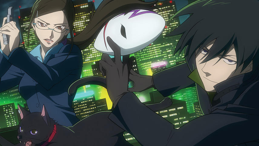 Darker Than Black: Gaiden