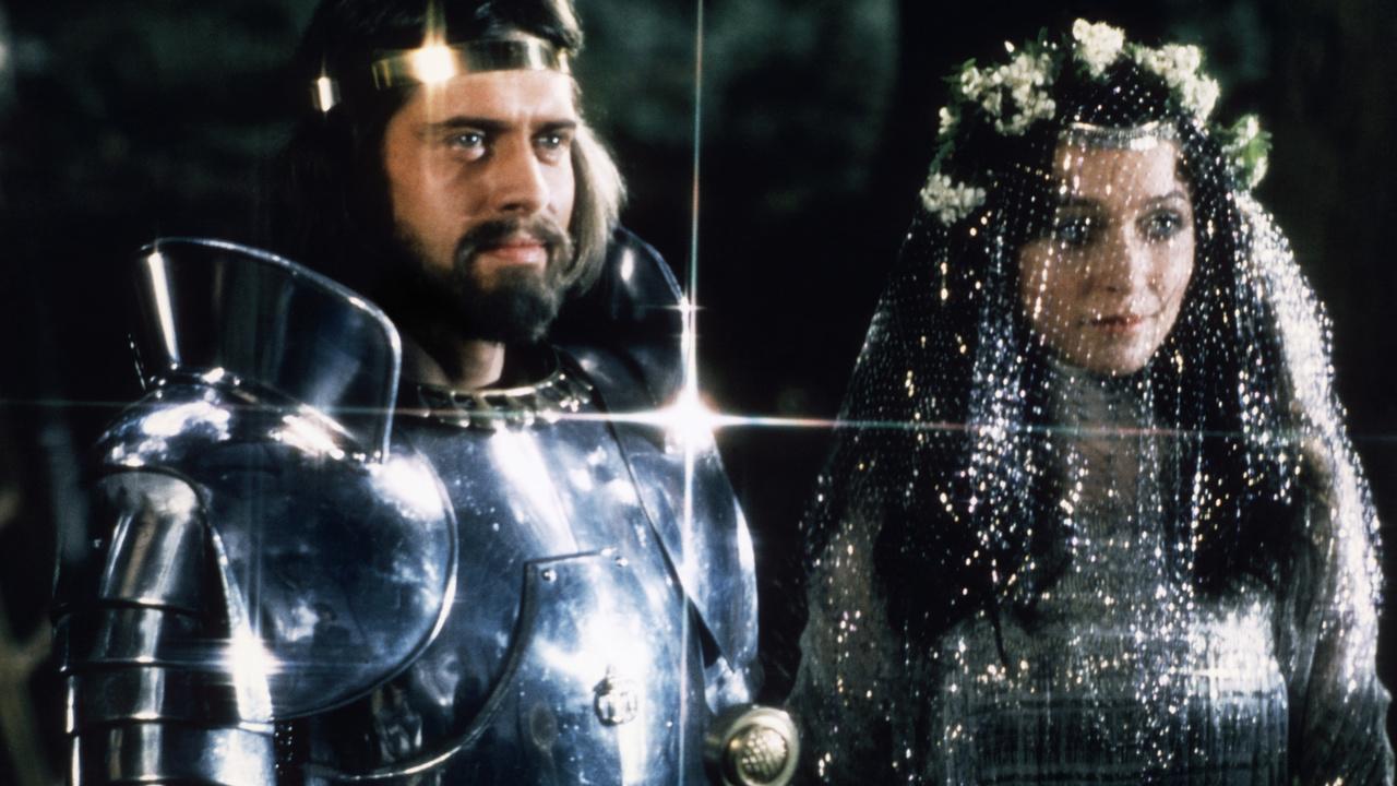'Excalibur' (1981). Foto: Divulgação.