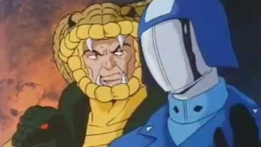G.I. Joe: Arise, Serpentor, Arise!