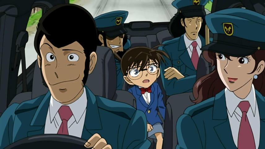 Lupin III vs. Detective Conan