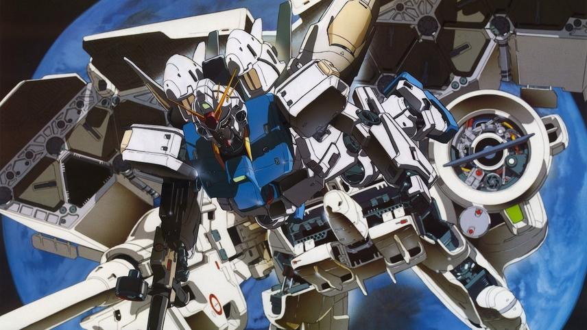 Mobile Suit Gundam 0083: Jion no zankou