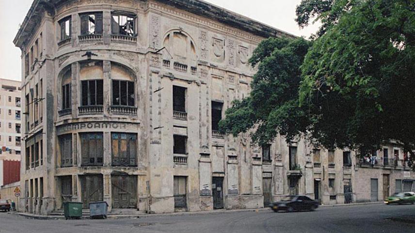 Havana: The New Art of Making Ruins