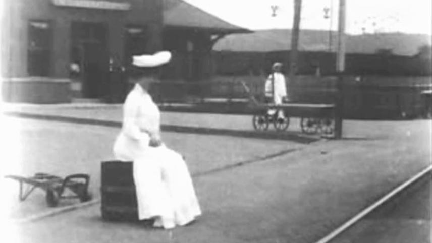 A Romance of the Rail