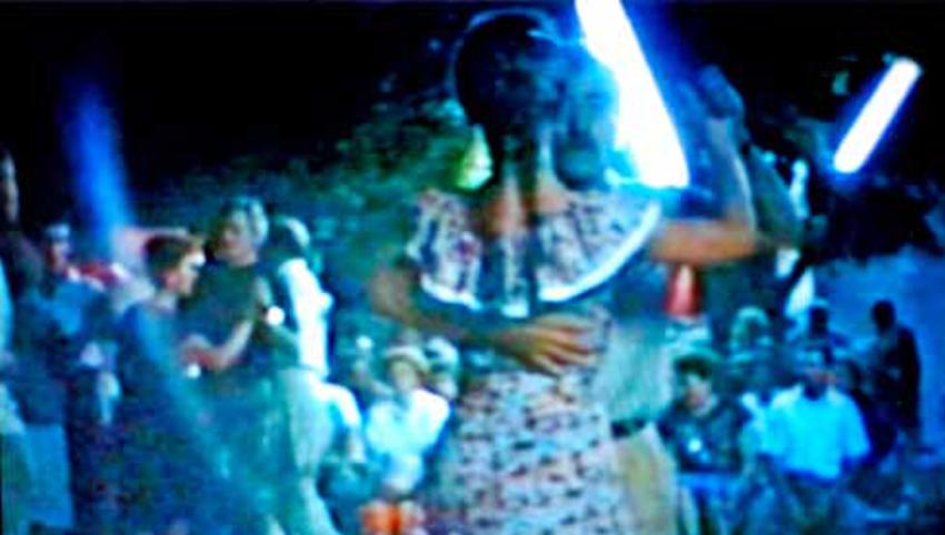 Frammenti Elettrici n. 6 - Diario 1989. Dancing in the Dark