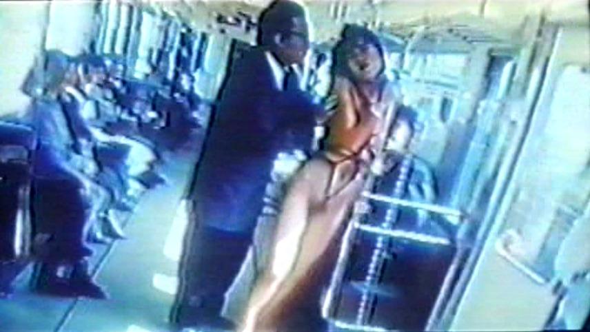 Molester's Train: Dirty Behavior