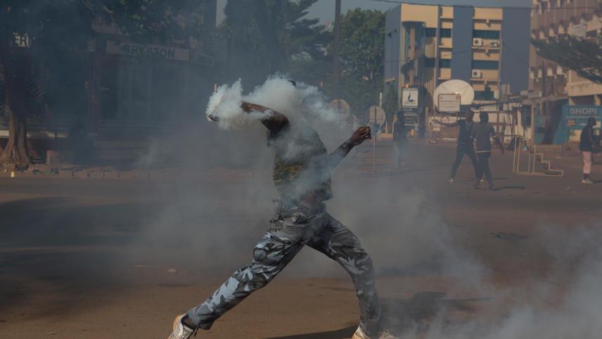 An African Revolution