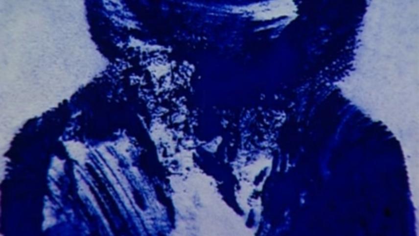 Yves Klein. Anthropométrie de l'époque bleue
