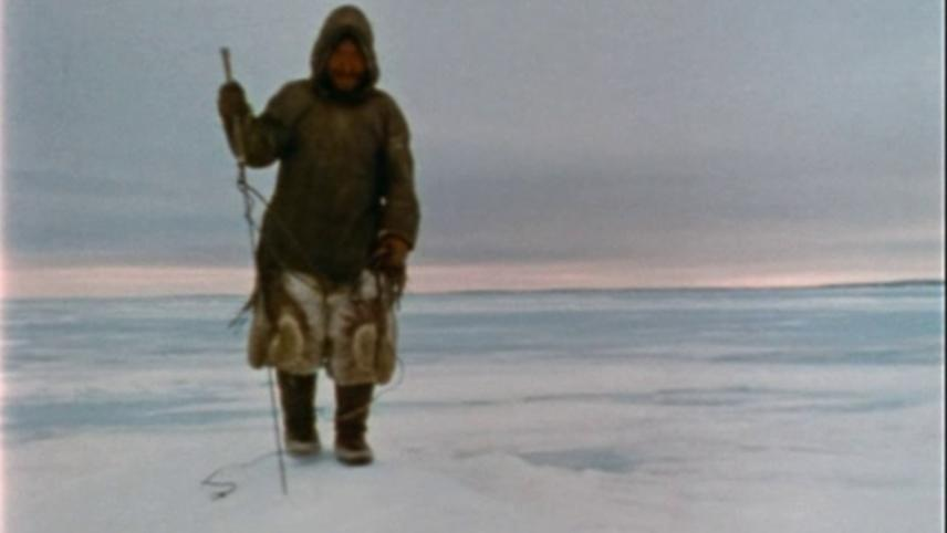 Netsilik Eskimos, IV: Group Hunting on the Spring Ice