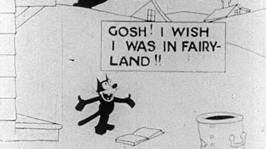 Felix in Fairyland