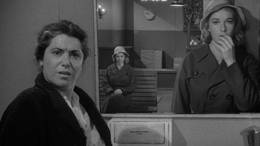 The Twilight Zone: Mirror Image