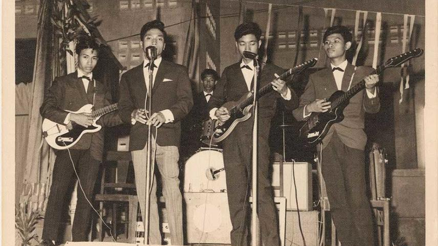 Don't Think I've Forgotten: Cambodia's Lost Rock & Roll