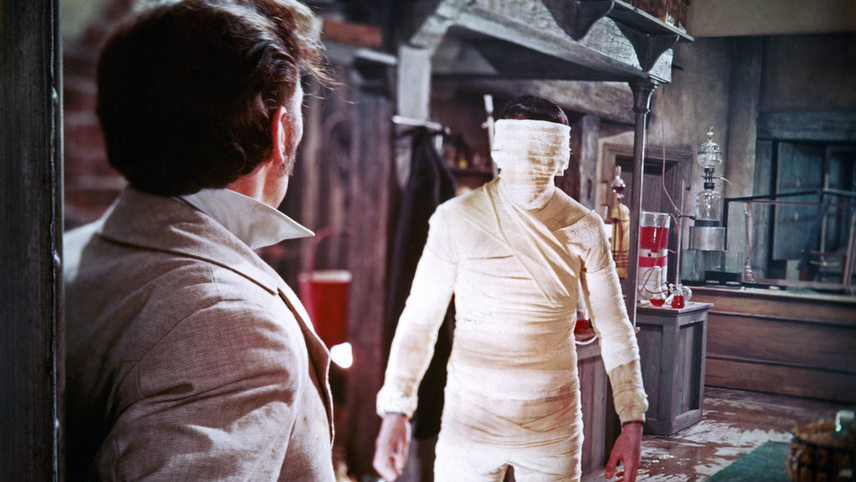 De vloek van Frankenstein