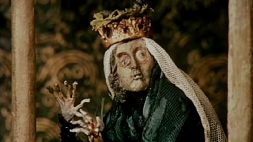 The Apple Tree Maiden