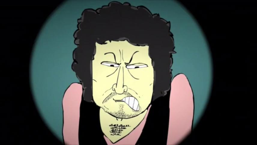 Bob Dylan Hates Me