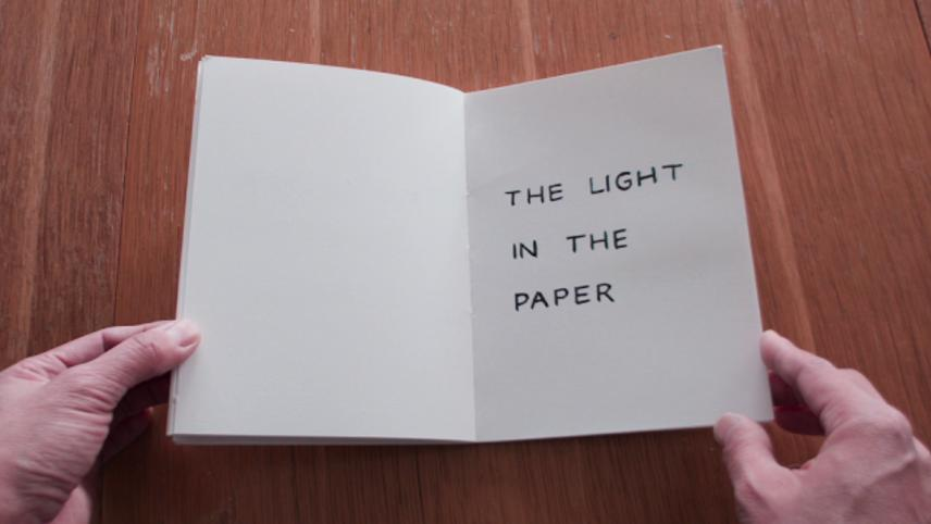 The Light and The Paper