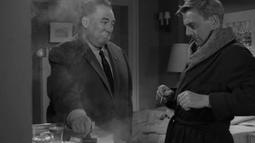 The Twilight Zone: Escape Clause